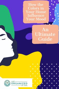 The ultimate guide to the psychology of colors in your home! Bedroom Organization, Organization Hacks, Guy Dorm Rooms, Home Staging Companies, Soothing Colors, Play Areas, Color Psychology, New Homeowner, Home Learning