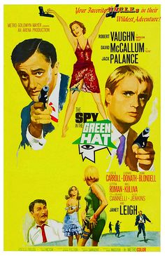 The Man From U.N.C.L.E. - The Spy In The Green Hat (1967)