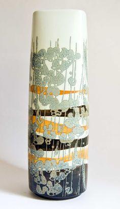 Ivan Weiss, Vase for Royal Copenhagen, 1970s.