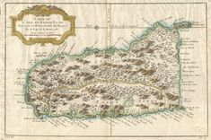 The Caribbean island of St Lucia: Capital - Castries, longitude latitude - total area - sq mi, time zone - minus Vintage Wall Art, Vintage Walls, Famous Twins, Sainte Lucie, Rococo Style, Old Maps, The Night Before Christmas, West Indies, Vintage World Maps