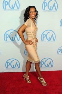 Kerry Washington Photo - 22nd Annual Producers Guild Awards - Arrivals