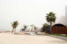 Dubai Beach #dzendrus #beach #plaża #podróże #travel #traveler #traveling #travelblog #travelblogger #chillout #dubai #emirates