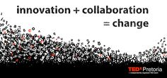 Our Theme: Innovation + Collaboration = Change