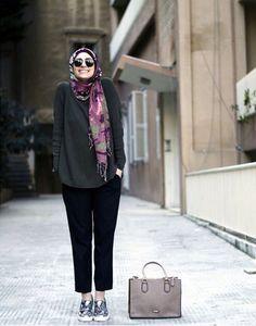 Reefzn #hijabfashion                                                                                                                                                      More