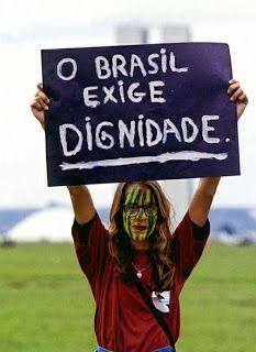 Mister Tube: O Grande Equívoco da Política Brasileira - Usar o Poder para Se Servir ao invés de Servir aos Brasileiros