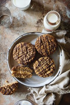 soft and creamy peanut butter sandwich cookies