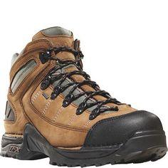 45364 Danner Men's 453 GTX Hiking Boots - Dark Tan