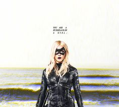 laurel lance and Black Canary afbeelding