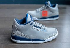 new product b98bb 19d13 Air Jordan 3 Georgetown Hoyas PE Exclusive To Friends   Family