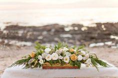 lovely winter wedding