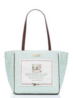 magnolia bakery cupcake box tote - kate spade new york