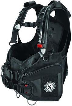 Scubapro X-Black BCD - Mike's Dive Store - 1