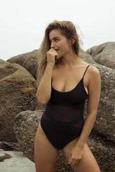 Portrait of Rebecca Webster by 📷 One Piece, Portrait, Swimwear, Photography, Fashion, Bathing Suits, Fotografie, Moda, One Piece Swimsuits