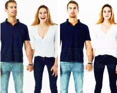 Divergent the cast is really good and the movie in MARCH 2014 CANT WAIT AND TRIS ANF FOUR PERFECT TOHETHER