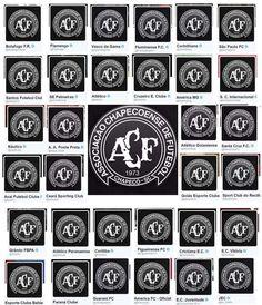 Hoje somos todos chapecoenses.  Nós (@samegui @sarafcmartinez @monisereis @teeeetchy @lisboa_livia @djmisscloud) escolhemos essa imagem emblemática do dia mostrando a atitude bonita de times de futebol mudando as fotos de perfil pelo símbolo do Chapecoense  Os maiores clubes estão oferecendo jogadores em empréstimo para que o time possa se refazer e continuar nos campeonatos. Patrocinadores de clubes (como o Palmeiras) estão abrindo mão dos espaços publicitários para que as camisetas…