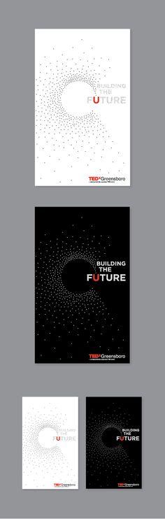 TEDx Poster on Behance