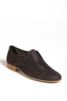 Franco Sarto 'Amplify' Leather Flat by Franco Sarto on @nordstrom_rack