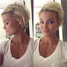 9. Short Hairstyle