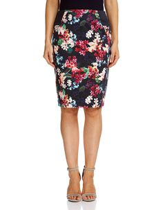 Image for Livia Botanical Skirt from JacquiE