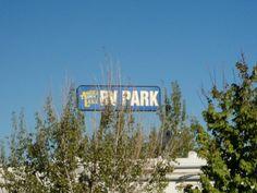 Angel Lake RV Park in Wells, Nevada