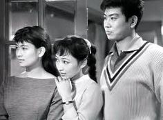 「陽のあたる坂道」田坂具隆監督。石坂洋次郎原作。石原裕次郎の代表作と思う。当時の東京の山の手の雰囲気がよくわかる。自由が丘が舞台。映画館で観たいな〜