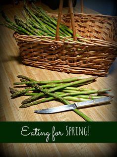 Eating for Spring!