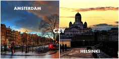 Amsterdam or Helsinki? From now on, you can travel to these cities whenever you want from the Gdansk Airport! However, if you live there you can visit Gdansk even more easily and you don't even need to worry about your transportation in Gdansk anymore! Gdansk Shuttle will take care about everything! Just visit the website for more details: http://www.gdanskshuttle.info