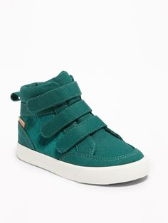 7d329ca9 Corduroy High-Tops for Toddler Boys | Old Navy Toddler Boy Shoes, Toddler  Boy
