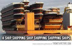 Holy ship…