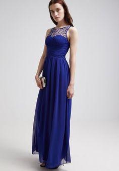 Little Mistress - Vestido de fiesta - blue #zalando #kissmylook