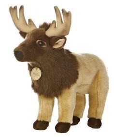 """Amazon.com: Aurora World Miyoni Elk 13.5"""" Plush: Toys & Games"""