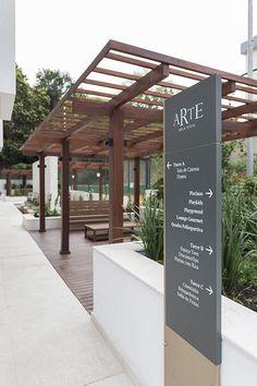 Arte Bela Vista - Melnick Even /STUDIOMDA Wayfinding Design