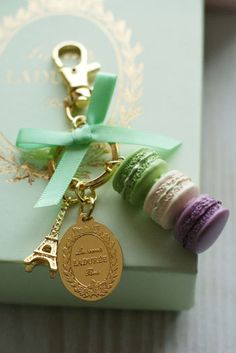 La Duree Key chain