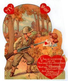 Vintage Valentine: Surrender | Flickr - Photo Sharing!