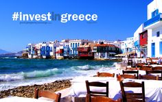 Mykonos - yes, it really is this pretty. Greece is glorious. The culture, the beauty, the people, the history... Greece. #InvestInGreece #Ellada  www.GreekPropertyExchange.com