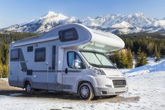 Tips to use trailer RV during the cold weather  to enjoy your cold camping trip.