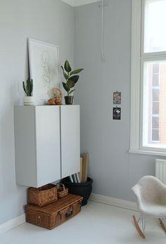 home decor bedroom Interior Design Inspiration, Room Inspiration, Ikea Ivar Cabinet, Cosy Home, Ikea Decor, Kids Seating, Diy Interior, Interiores Design, Home And Living