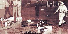 44 años de la masacre del Aeropuerto de Lod