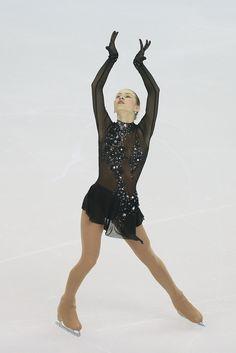 "Angelina Kuchvalska  2015 World Championships free program  (El Tango de Roxanne (from ""Moulin Rouge"" soundtrack) / Love Theme (from ""Romeo and Juliet"" soundtrack) by Nino Rota)"