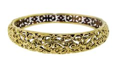 arabian gold bangle designs - Google Search