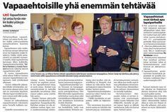 MLL:n Uudenmaan piiri etsii uusia perhekummeja Uudellamaalla. Tuusulanjärven Viikkouutiset kirjoitti aiheesta 6.9.2015.