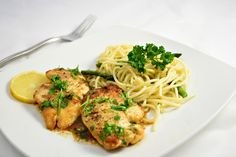 Chicken Piccata Easy Indian Recipes, Ethnic Recipes, Indian Cookbook, Chicken Piccata, Butter Chicken, Weeknight Meals, Chicken Recipes, Spaghetti, Dishes