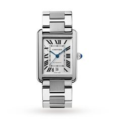 For Him - Cartier Tank Solo watch, extra-large model - W5200028