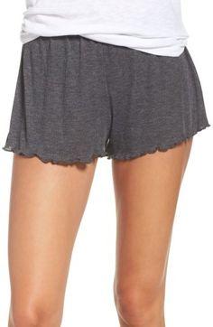 a42daea2be Women's Make + Model Lounge Shorts Pajamas Women, Sleepwear Women, Lounge  Shorts, Joggers