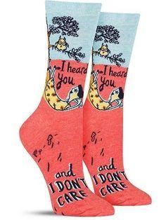 Personalized Lake Jump Dress Socks For Women Men
