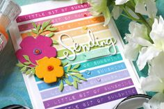 Amore Laura Fadora: Happy Thoughts | Simon Says Stamp Blog! | Bloglovin'