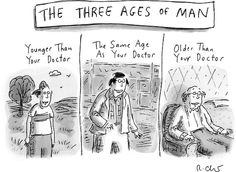 The New Yorker's Roz Chast cartoons explores universal phobias and neuroses.
