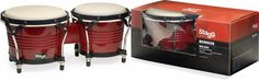 These wood Bongos are £55, and feature Cowhide  heads, available in 3 finishes. Find these and lots more at Drumstuff, Enterprise Shopping Centre, http://enterprise-centre.org/shop/drumstuff