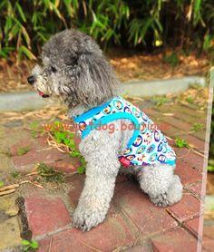 Design Dog Clothes Shirt