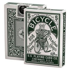 Bicycle Retro #9 Playing Cards Game Deck